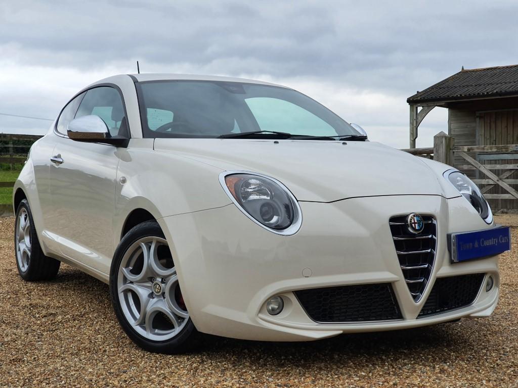 used Alfa Romeo Mito TWINAIR DISTINCTIVE in rainham-kent