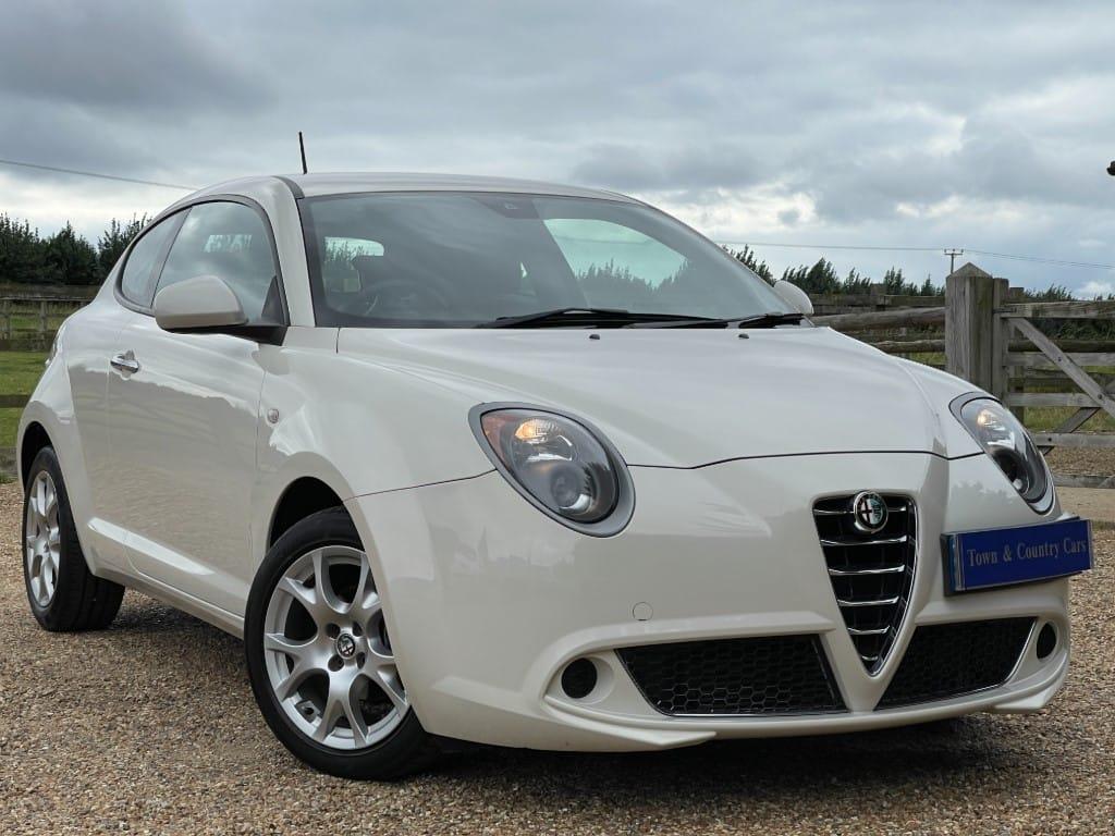 used Alfa Romeo Mito TWINAIR PROGRESSION in rainham-kent