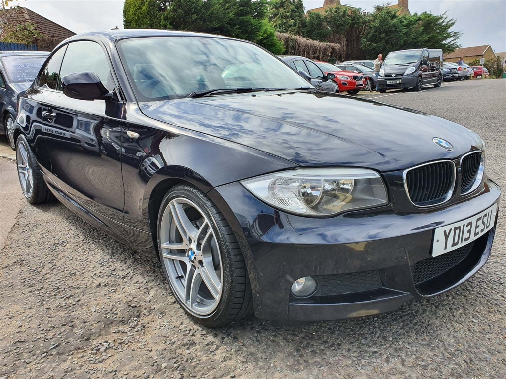 used BMW 118d 1 Series Sport Plus 2dr in rainham-kent
