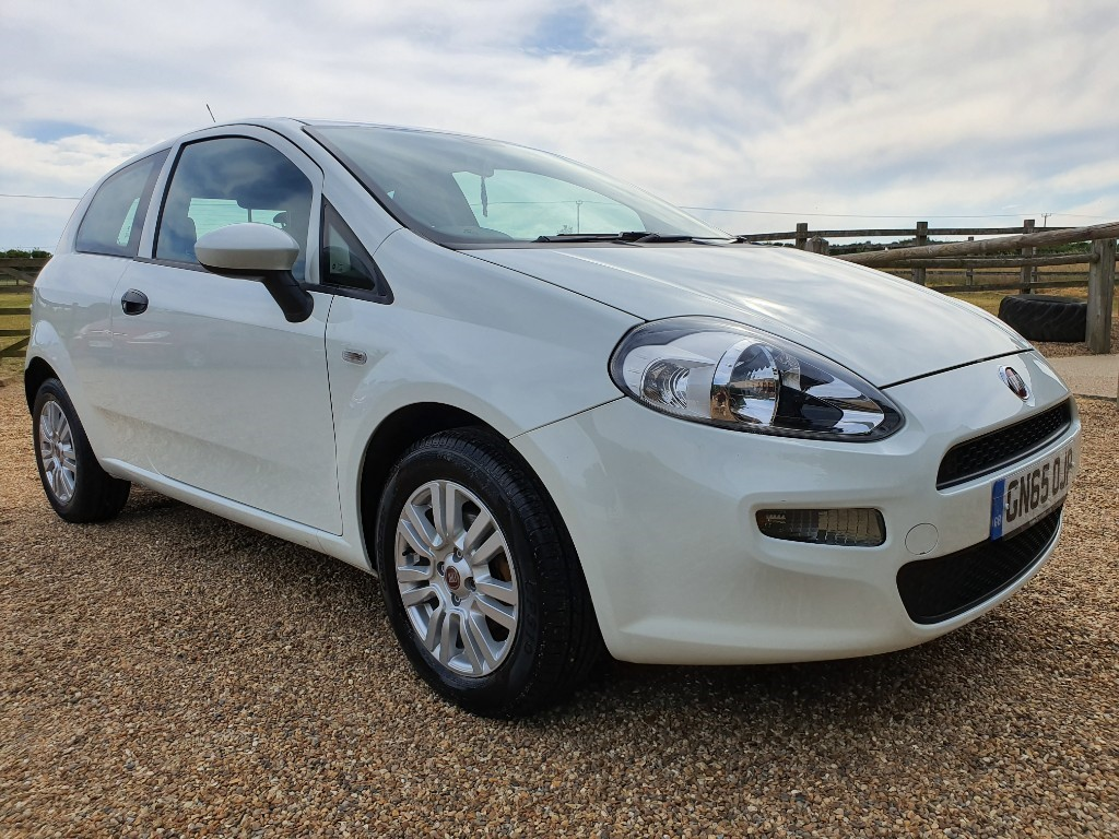used Fiat Punto POP in rainham-kent