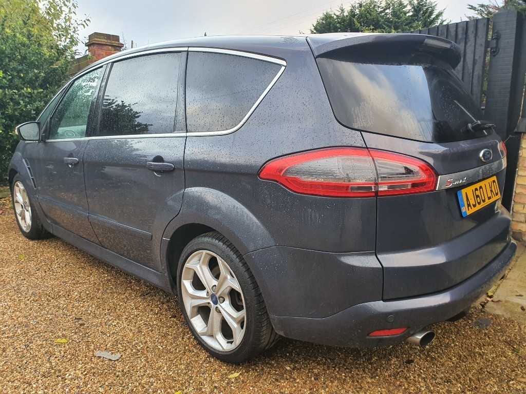 used Ford S-Max TITANIUM X SPORT in rainham-kent