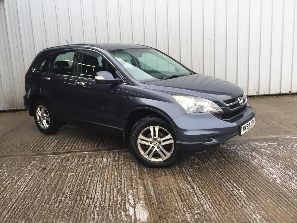 used Honda CR-V I-VTEC SE in rainham-kent