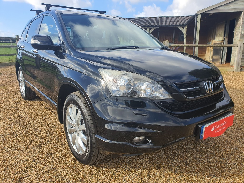 used Honda CR-V I-VTEC EX in rainham-kent