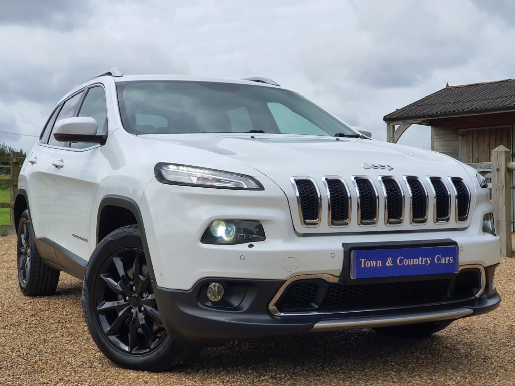 used Jeep Cherokee M-JET LIMITED in rainham-kent