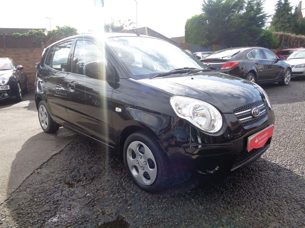 used Kia Picanto Ice 5dr in rainham-kent