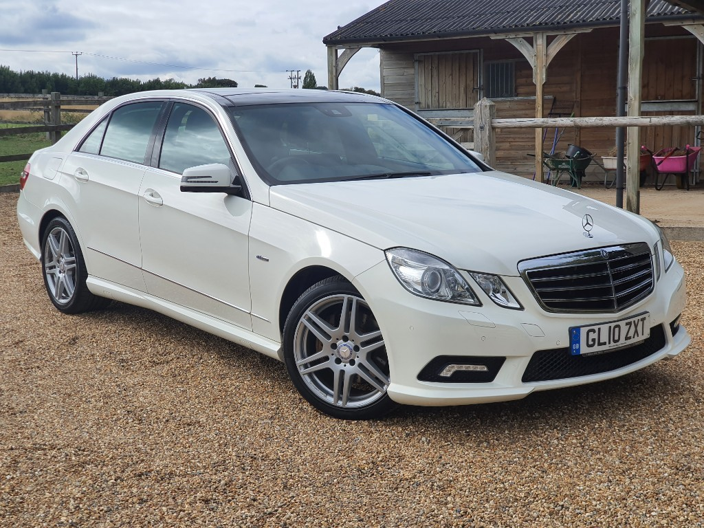 used Mercedes E250 CDI BLUEEFFICIENCY SPORT in rainham-kent