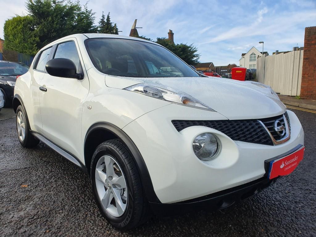 used Nissan Juke VISIA in rainham-kent
