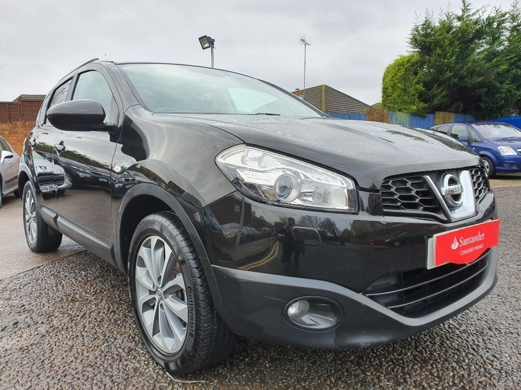 used Nissan Qashqai TEKNA IS in rainham-kent