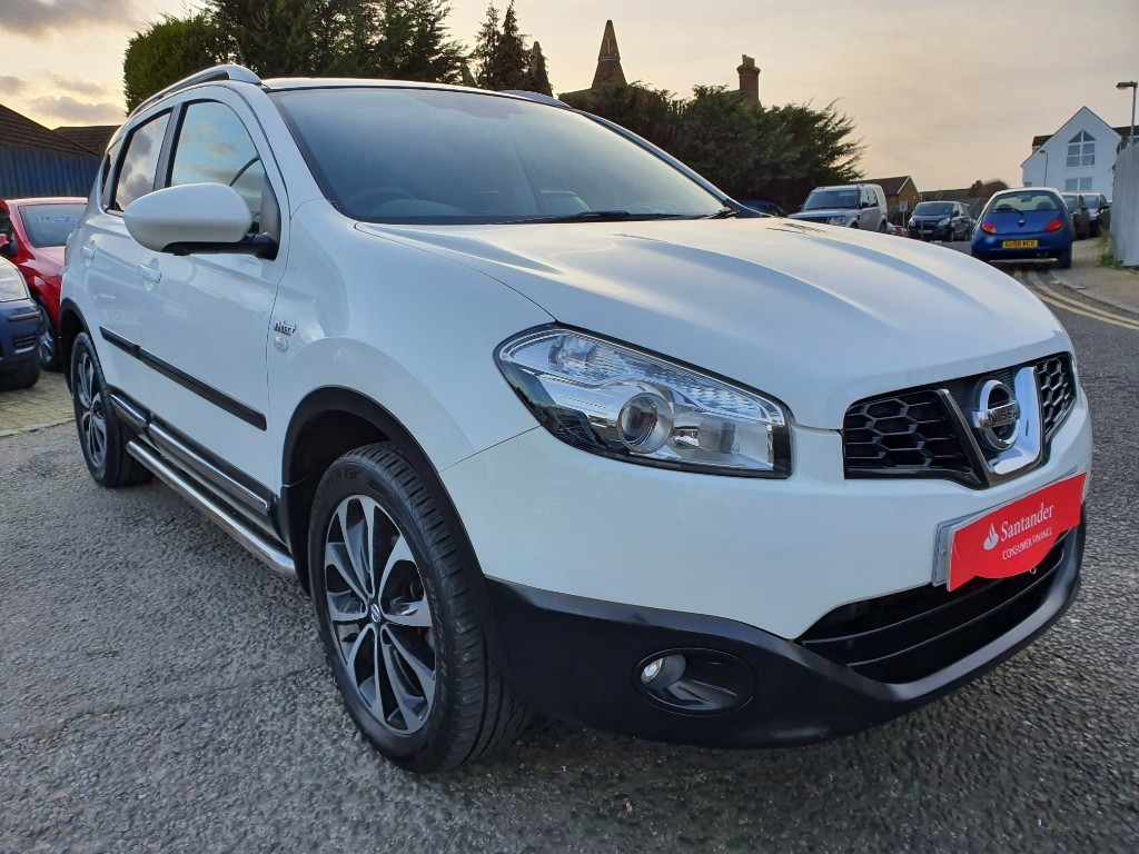 used Nissan Qashqai DCI 360 in rainham-kent