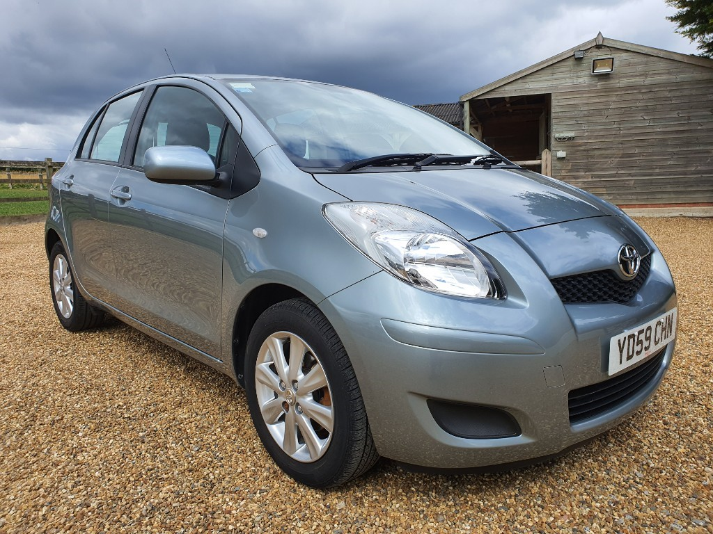 used Toyota Yaris VVT-I TR MM in rainham-kent