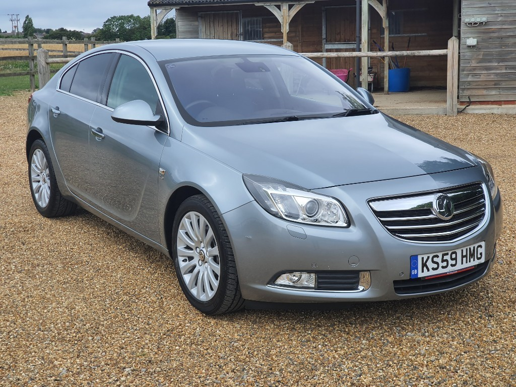used Vauxhall Insignia ELITE CDTI in rainham-kent