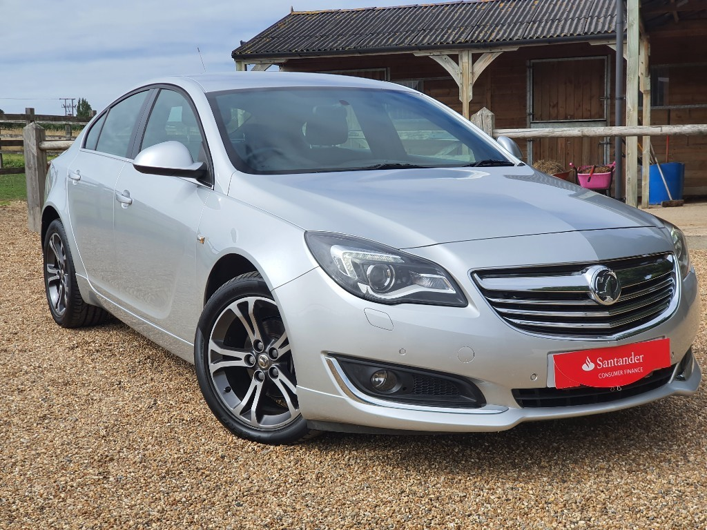 used Vauxhall Insignia LIMITED EDITION CDTI in rainham-kent