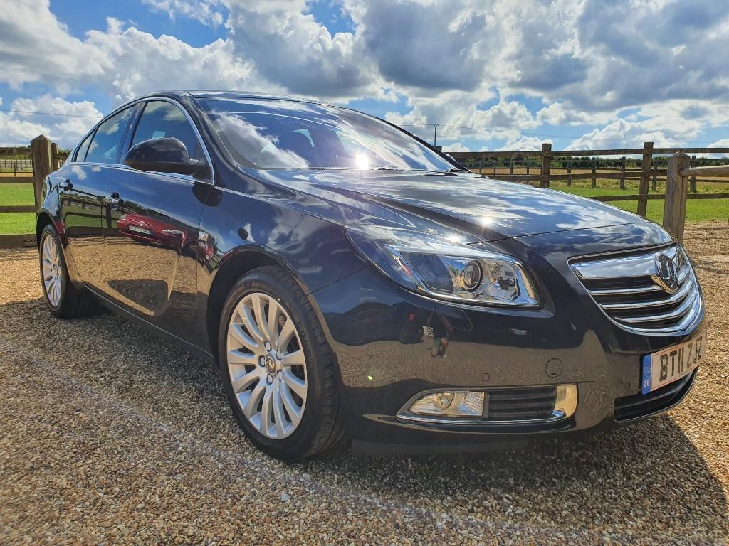 used Vauxhall Insignia ELITE CDTI in rainham-kent