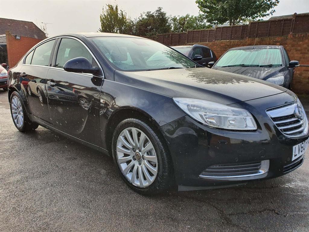 used Vauxhall Insignia CDTi 16v SE 5dr in rainham-kent