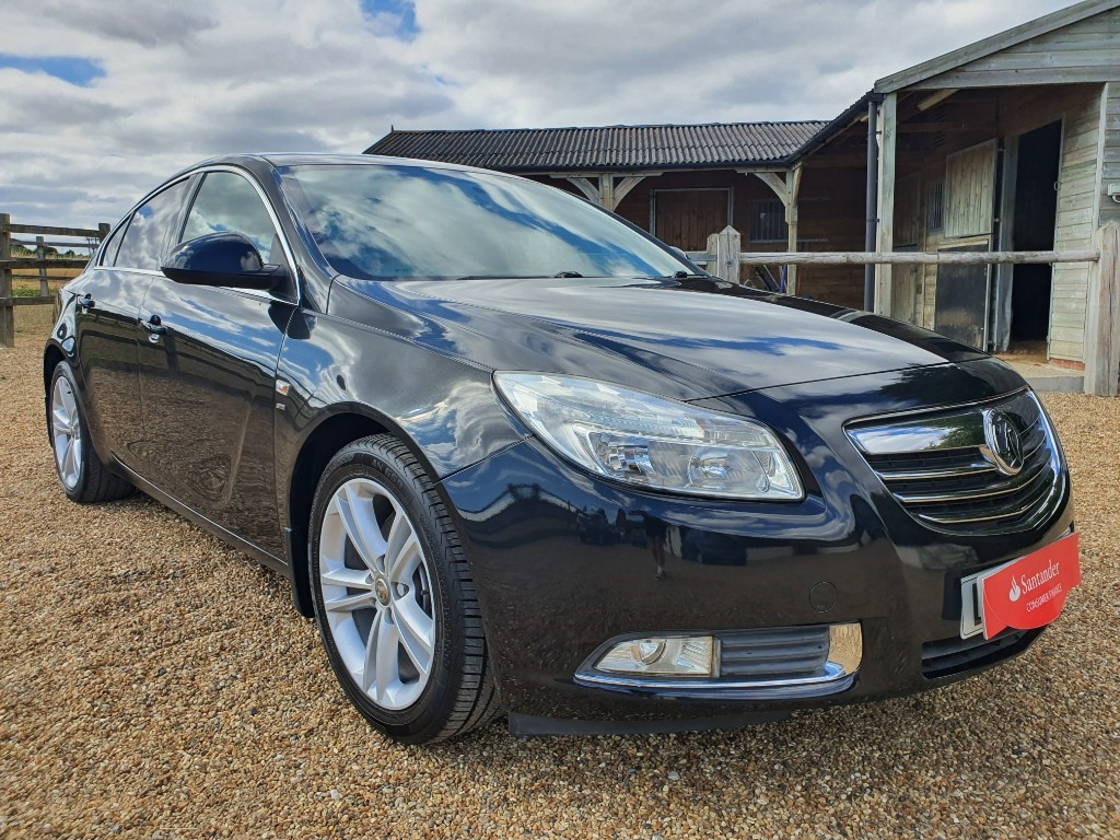 used Vauxhall Insignia SRI CDTI in rainham-kent