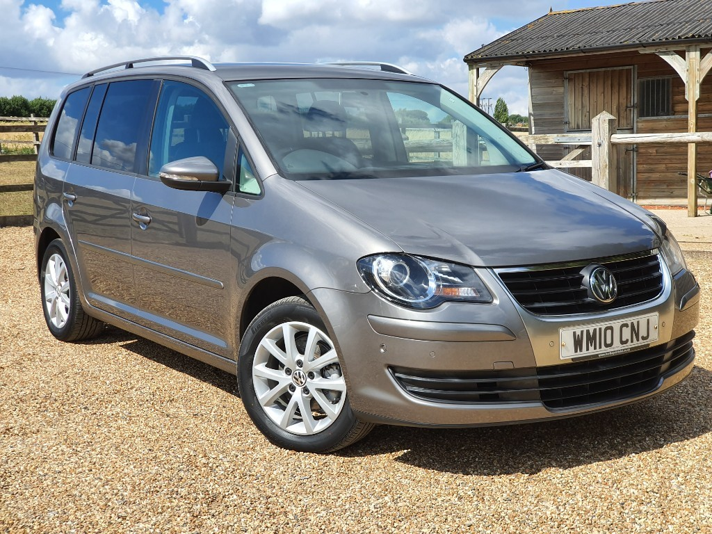used VW Touran MATCH TDI in rainham-kent