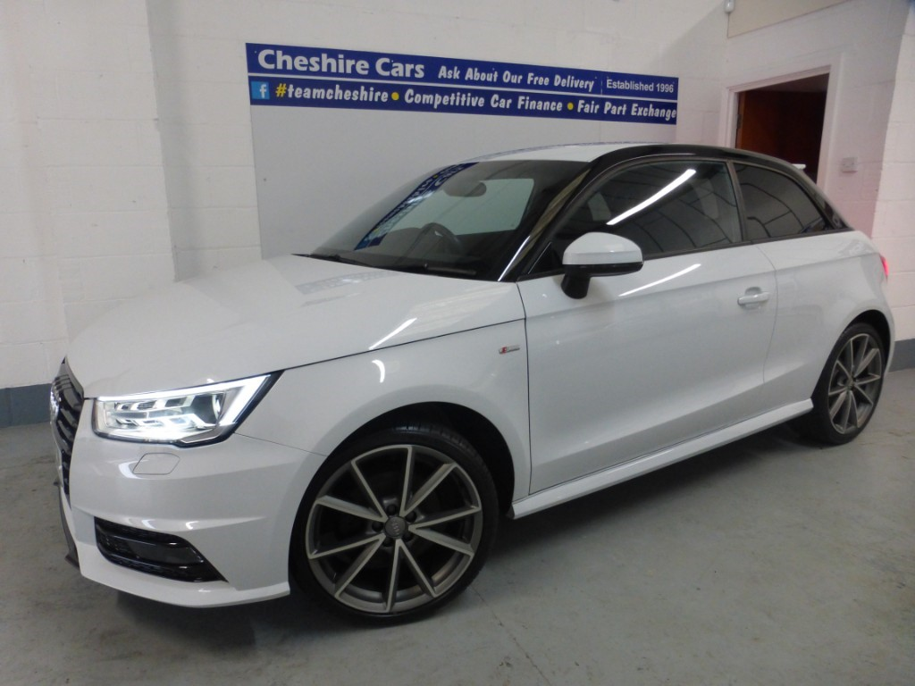 Used Audi A1 For Sale In Crewe Cheshire Cheshire Cars