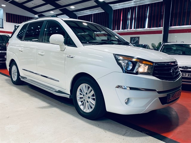 SsangYong Unlisted
