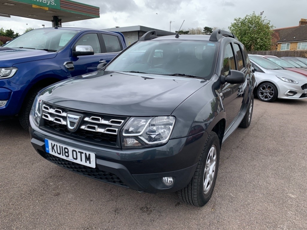 Dacia, Duster, AMBIANCE SCE