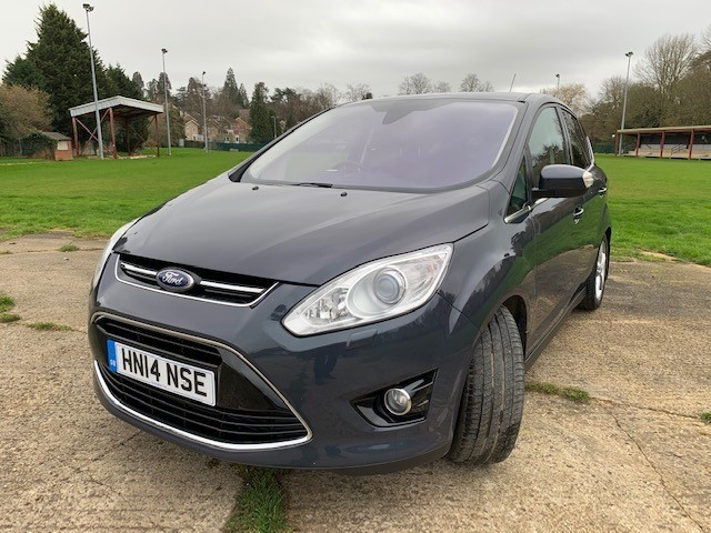 Used Ford C Max 163 7 995 Bicester Ford