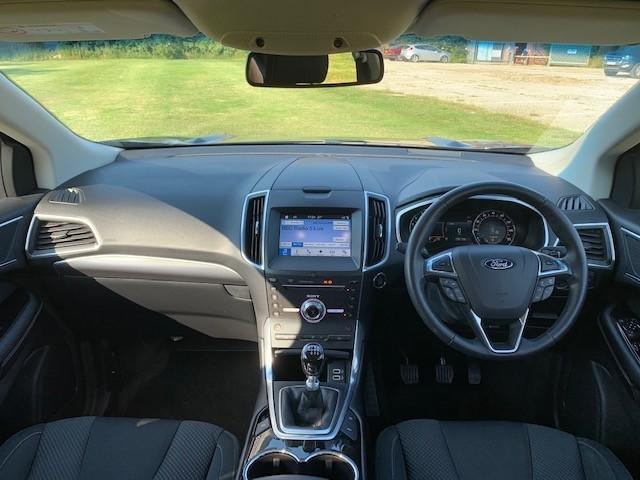 Ford Edge TITANIUM TDCI