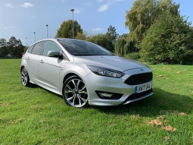 Ford, Focus, ST-LINE