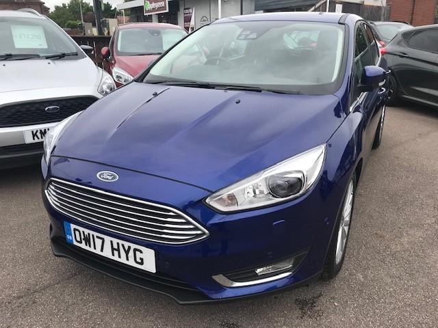 Ford, Focus, TITANIUM X TDCI