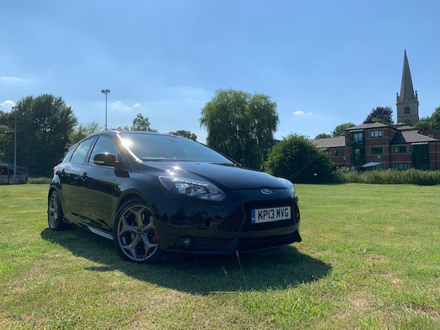 Ford, Focus, ST-3