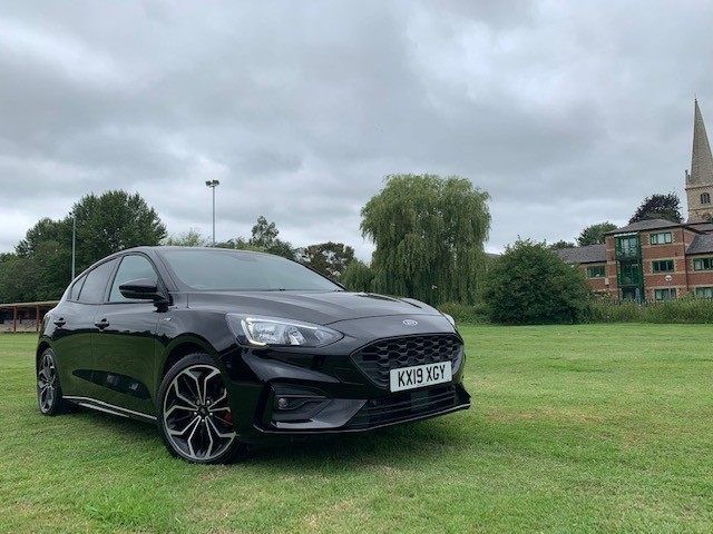 Ford, Focus, ST-LINE X