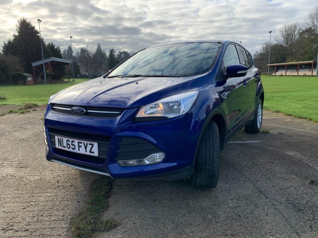 Ford Kuga ZETEC TDCI