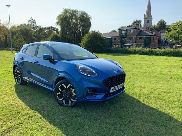 Ford, Puma, ST-LINE X FIRST EDITION