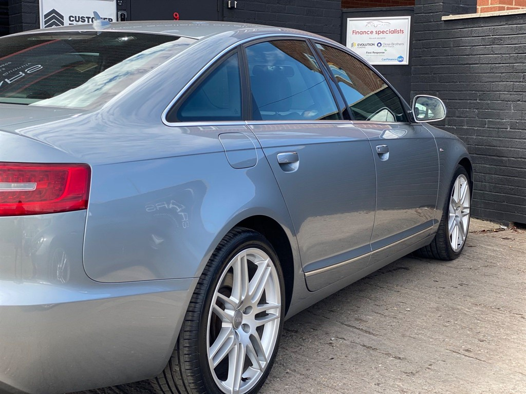 Audi A6 Saloon for sale in Loughborough, Leicestershire