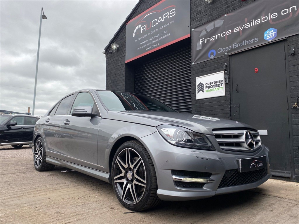 Mercedes C350 for sale in Loughborough, Leicestershire