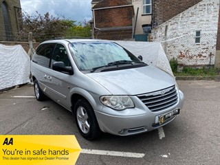 Chrysler Voyager for sale in Great Yarmouth, Norfolk
