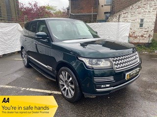 Land Rover Range Rover for sale in Great Yarmouth, Norfolk