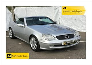 Mercedes SLK230 for sale in Great Yarmouth, Norfolk