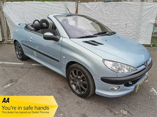 Peugeot 206 for sale in Great Yarmouth, Norfolk