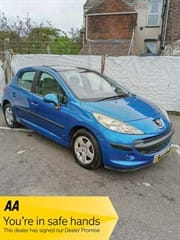 Peugeot 207 for sale in Great Yarmouth, Norfolk