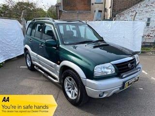Suzuki Grand Vitara for sale in Great Yarmouth, Norfolk