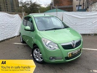 Vauxhall Agila for sale in Great Yarmouth, Norfolk