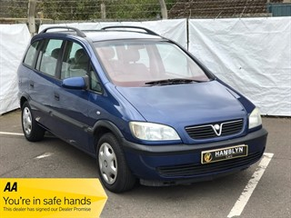 Vauxhall Zafira for sale in Great Yarmouth, Norfolk