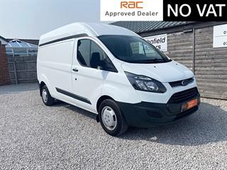 Ford Transit Custom for sale in Preston, Lancashire