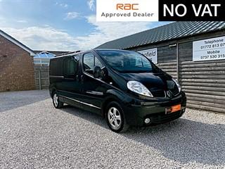 Renault Trafic for sale in Preston, Lancashire