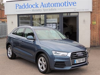 Audi Q3 for sale in Leicester, Leicestershire
