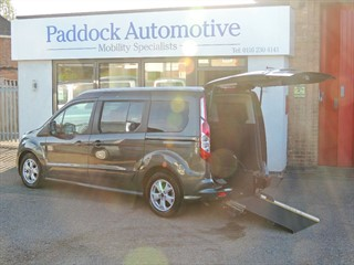 Ford Tourneo Connect for sale in Leicester, Leicestershire