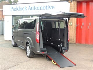 Ford Tourneo Custom for sale in Leicester, Leicestershire