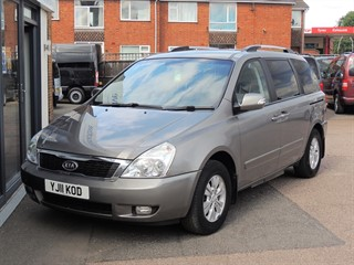 Kia Sedona for sale in Leicester, Leicestershire