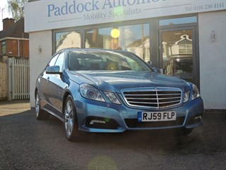 Mercedes E250 for sale in Leicester, Leicestershire