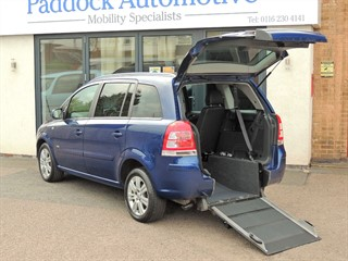 Vauxhall Zafira for sale in Leicester, Leicestershire