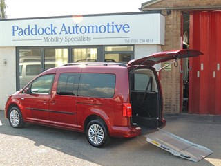 Volkswagen Caddy for sale in Leicester, Leicestershire